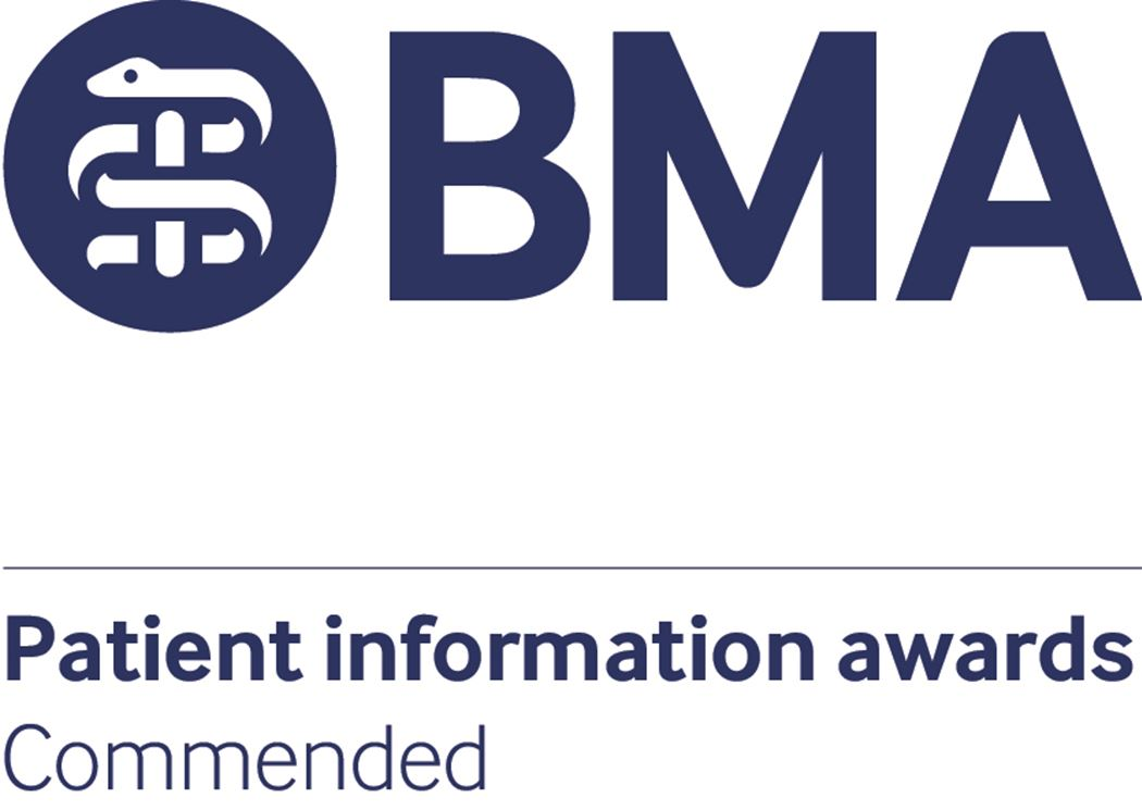 BMA Patient information awards_commended.jpg